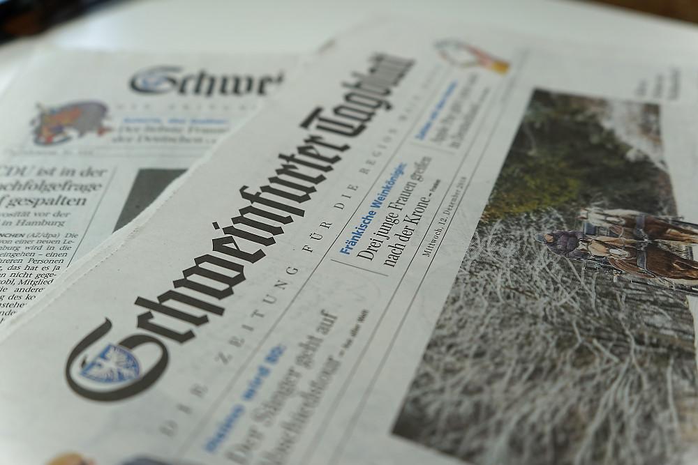 Schweinfurter Tagblatt